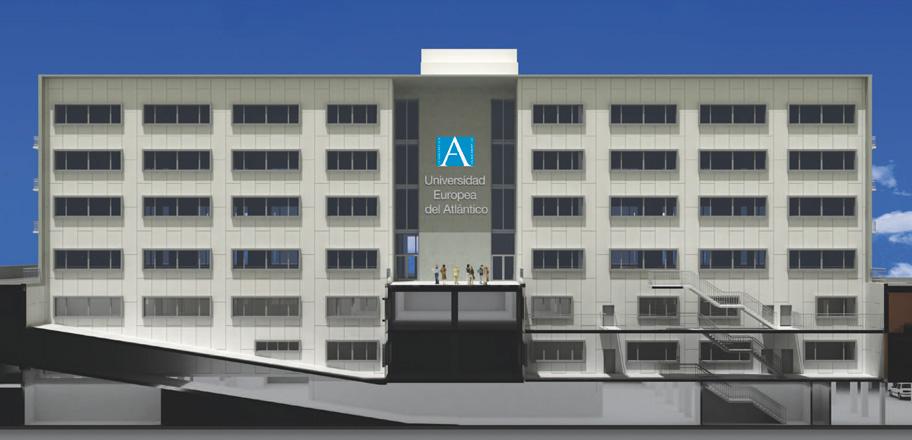 Universidad Europea del Atlántico - Santander